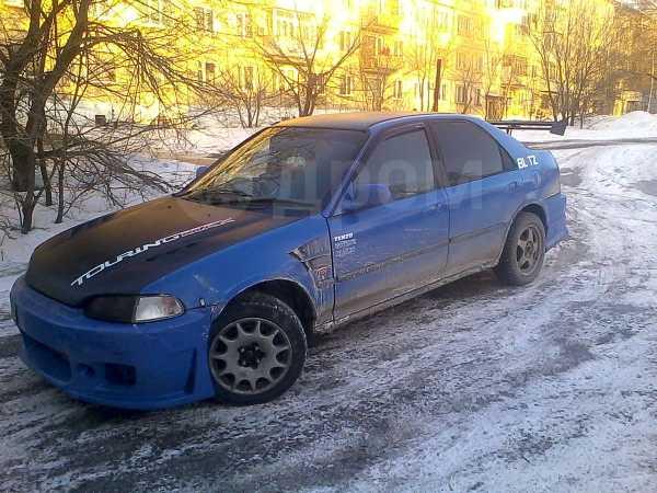Honda Civic Ferio, 1994 год, 165 000 руб.