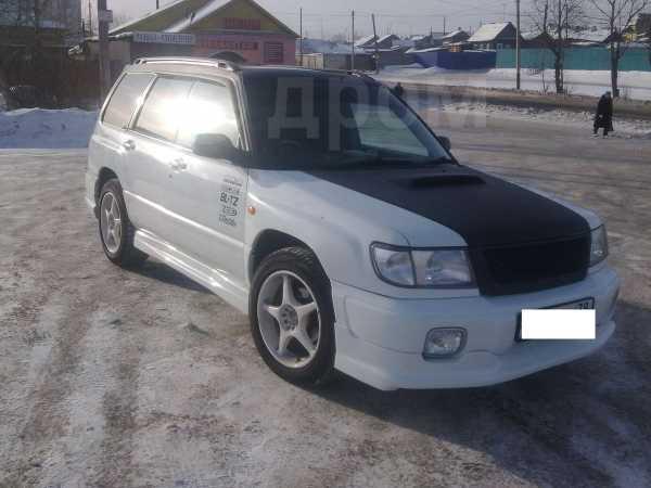 Subaru Forester, 1999 год, 395 000 руб.