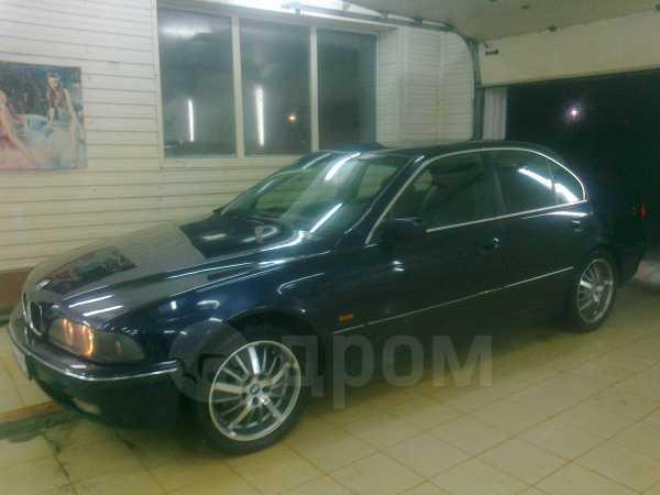 BMW 5-Series, 1999 год, 320 000 руб.