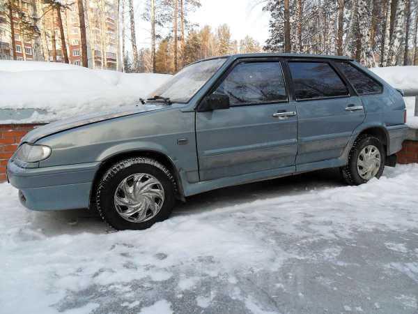 Лада 2114 Самара, 2003 год, 140 000 руб.
