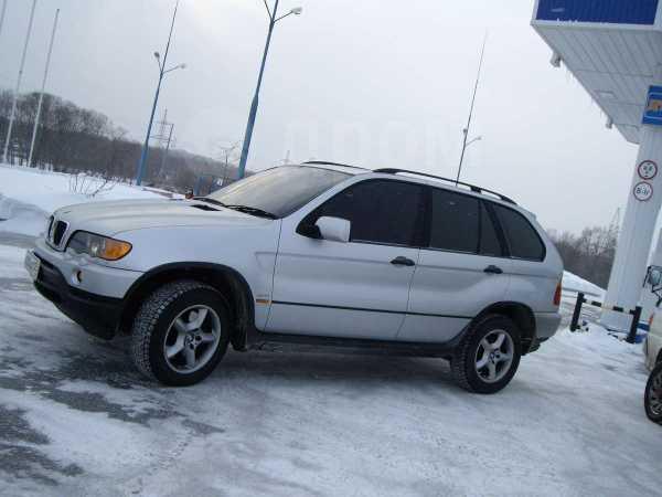 BMW X5, 2002 год, 730 000 руб.