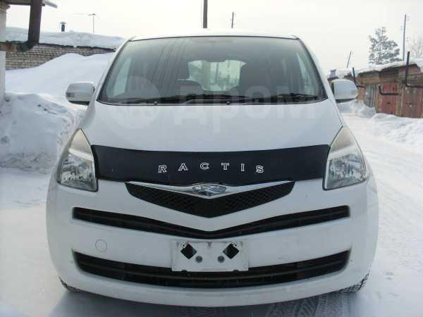 Toyota Ractis, 2007 год, 380 000 руб.