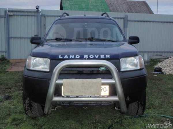 Land Rover Freelander, 2003 год, 410 000 руб.