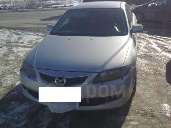 Mazda Mazda6, 2006 год, 385 000 руб.