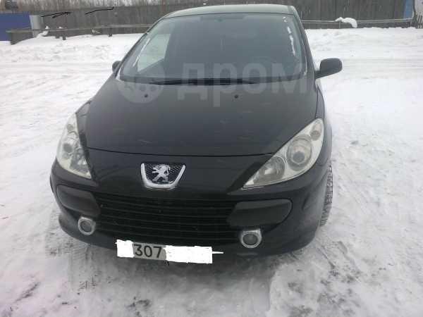 Peugeot 307, 2007 год, 307 000 руб.