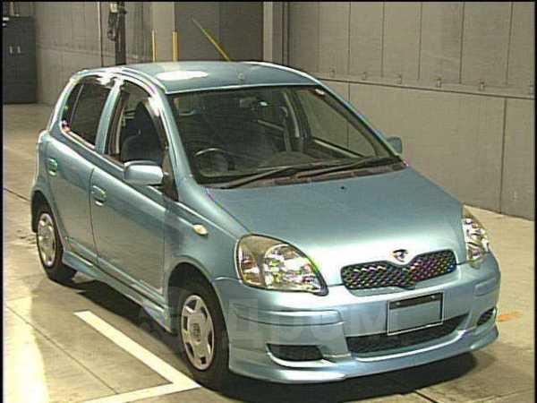 Toyota Vitz, 2003 год, 277 000 руб.