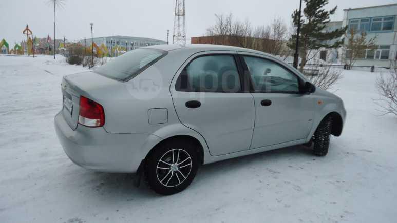 Chevrolet Aveo, 2005 год, 270 000 руб.