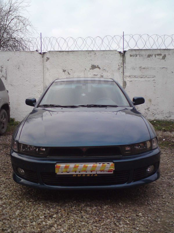 Mitsubishi Galant, 1996 год, 220 000 руб.