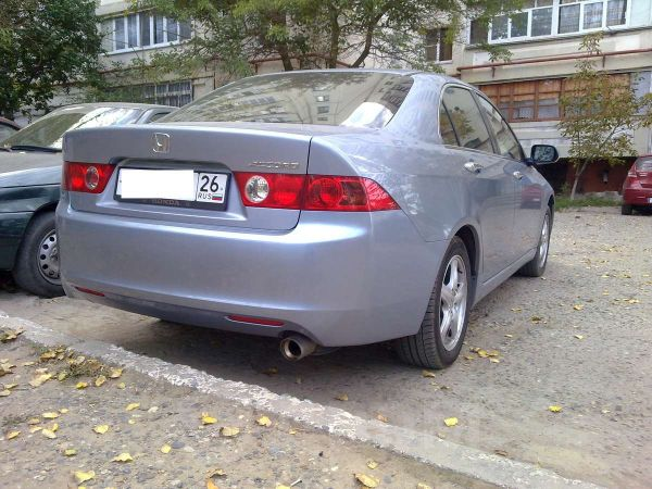 Honda Accord, 2004 год, 550 000 руб.