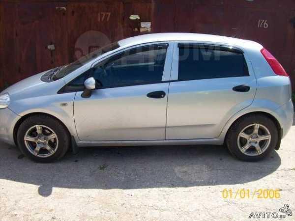 Fiat Grande Punto, 2007 год, 290 000 руб.