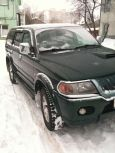 Mitsubishi Pajero Sport, 2002 год, 600 000 руб.