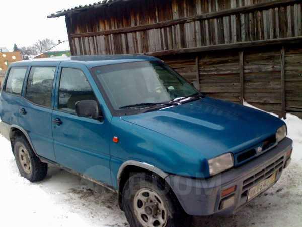 Nissan Terrano II, 1994 год, 280 000 руб.