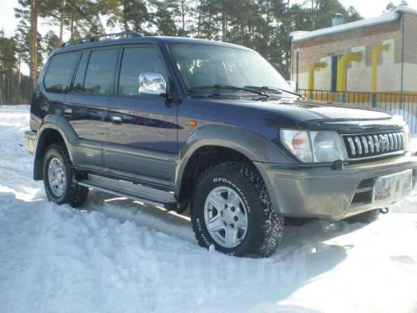 Toyota Land Cruiser Prado, 1997 год, 580 000 руб.