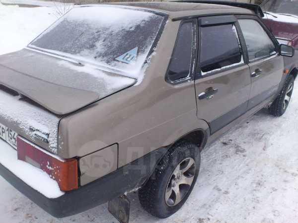 Лада 21099, 2001 год, 99 999 руб.