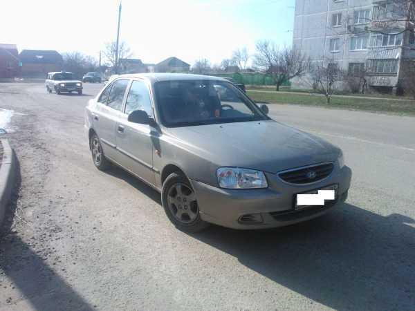 Hyundai Accent, 2009 год, 365 000 руб.