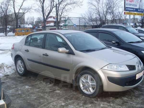 Renault Megane, 2007 год, 319 000 руб.