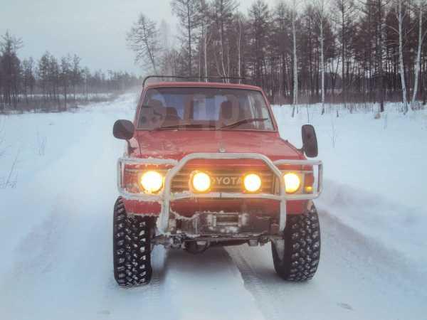 Toyota Land Cruiser, 1980 год, 200 000 руб.