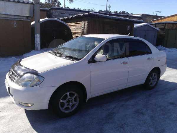 Toyota Corolla, 2001 год, 350 000 руб.