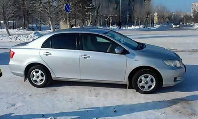 Toyota Corolla Axio, 2007 год, 410 000 руб.