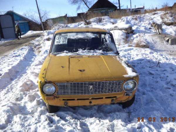 Лада 2101, 1980 год, 80 000 руб.
