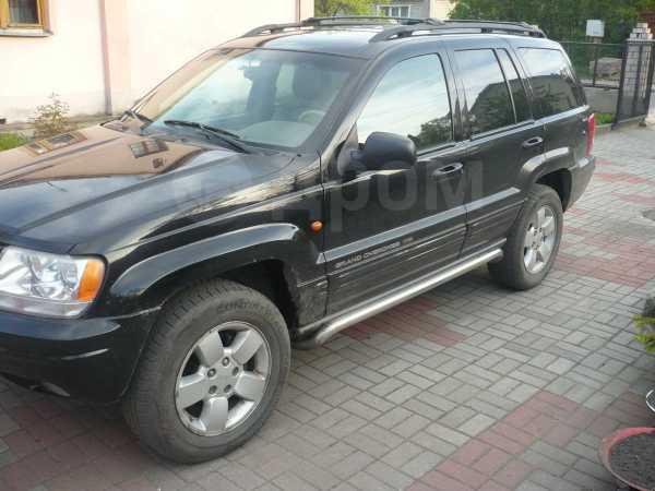 Jeep Grand Cherokee, 2001 год, 499 000 руб.