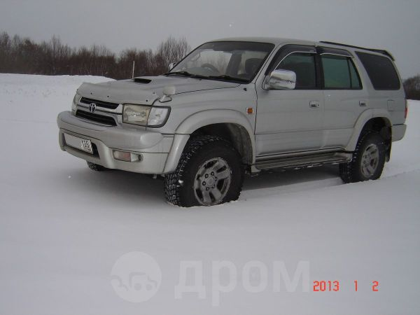 Toyota Hilux Surf, 1999 год, 655 000 руб.