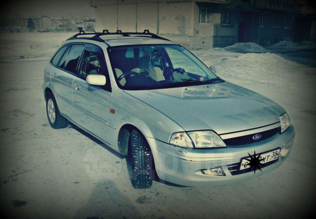 Ford Laser, 1999 год, 235 000 руб.