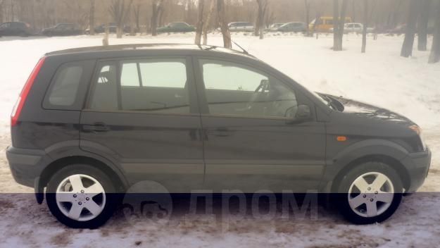 Ford Fusion, 2007 год, 380 000 руб.