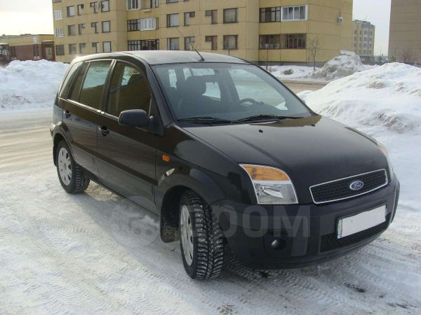 Ford Fusion, 2007 год, 400 000 руб.
