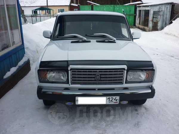 Лада 2107, 2003 год, 140 000 руб.