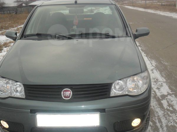 Fiat Albea, 2010 год, 295 000 руб.