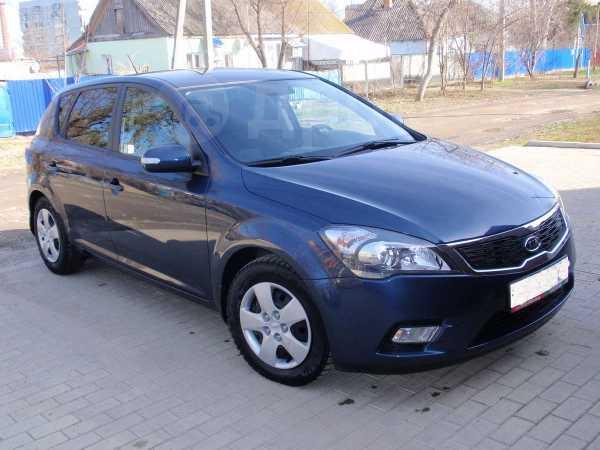 Kia Ceed, 2010 год, 565 000 руб.