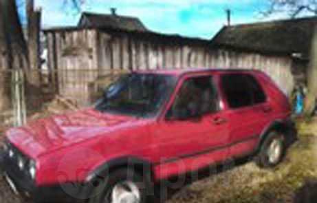 Volkswagen Golf, 1989 год, 103 000 руб.