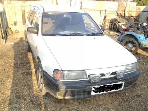 Nissan AD, 1995 год, 85 000 руб.