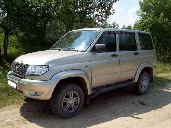 УАЗ Патриот, 2011 год, 515 000 руб.