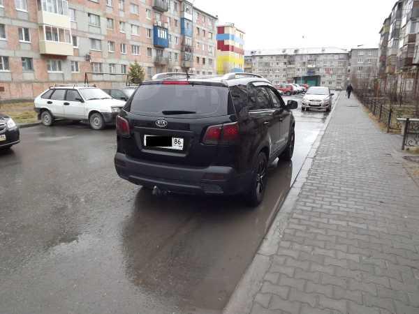 Kia Sorento, 2009 год, 950 000 руб.