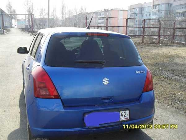 Suzuki Swift, 2006 год, 340 000 руб.