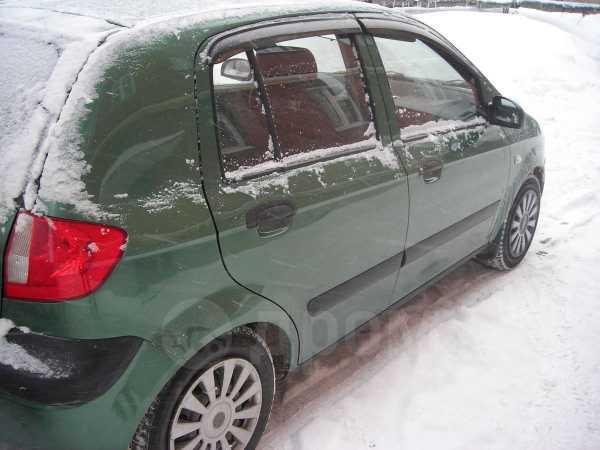 Hyundai Getz, 2006 год, 266 000 руб.