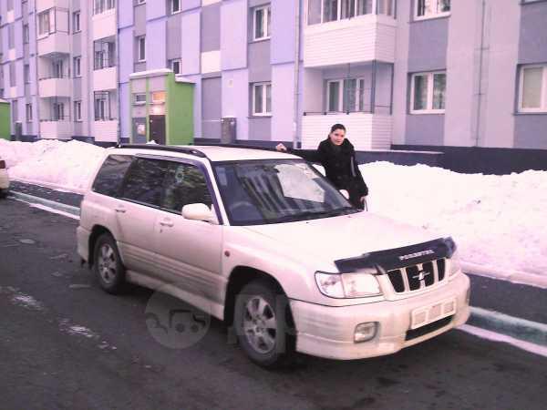 Subaru Forester, 2001 год, 220 000 руб.