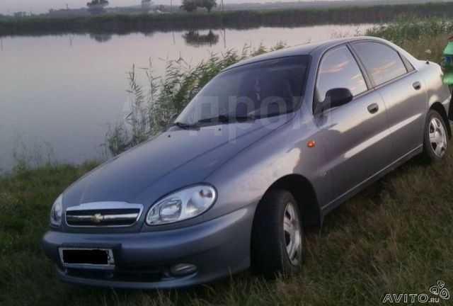 Chevrolet Lanos, 2008 год, 258 000 руб.