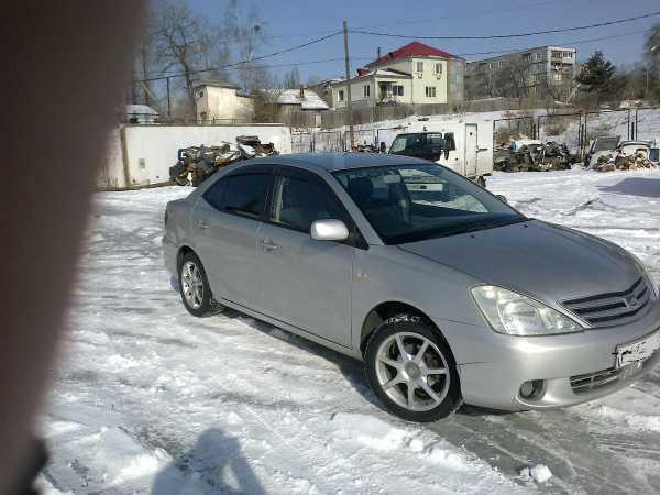 Toyota Allion, 2002 год, 355 000 руб.