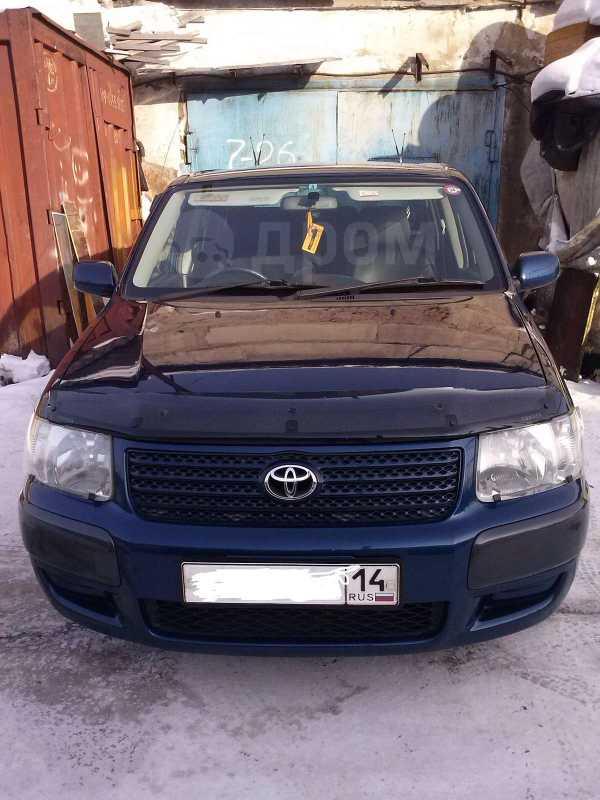 Toyota Succeed, 2008 год, 435 000 руб.