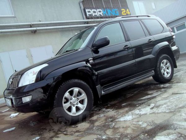 Toyota Land Cruiser Prado, 2008 год, 1 420 000 руб.
