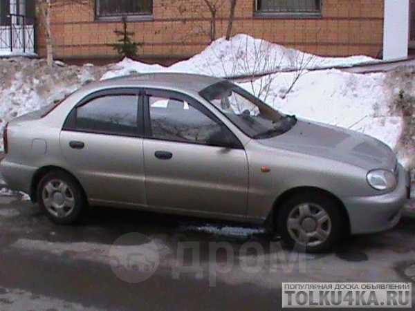 Chevrolet Lanos, 2005 год, 129 000 руб.