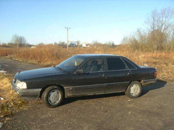 Audi 100, 1990 год, 145 000 руб.