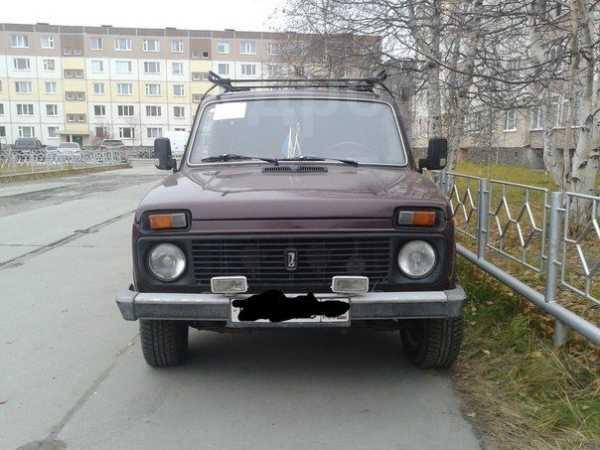 Лада 4x4 2131 Нива, 2007 год, 260 000 руб.