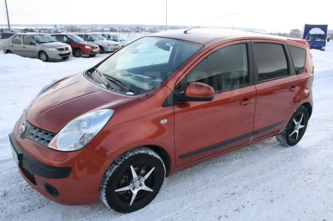 Nissan Note, 2007 год, 358 000 руб.