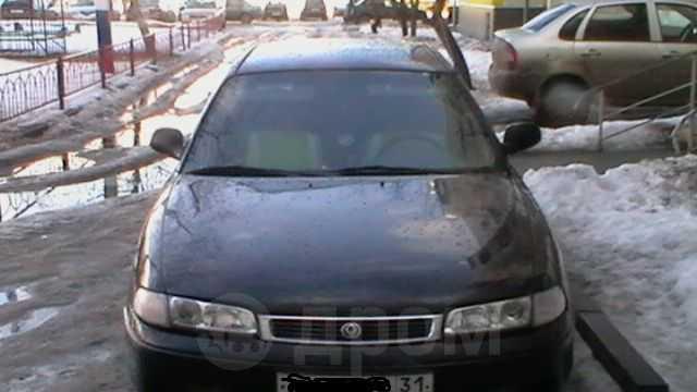 Mazda 626, 1995 год, 119 000 руб.