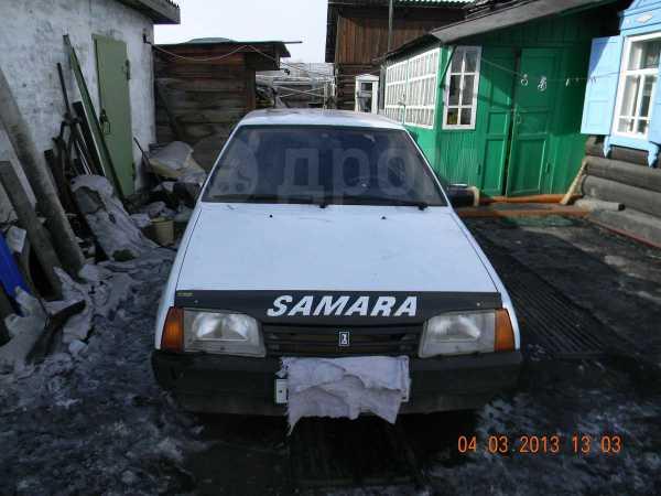 Лада 21099, 1999 год, 120 000 руб.