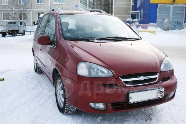 Chevrolet Rezzo, 2008 год, 370 000 руб.